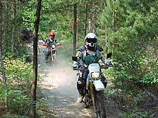 ATVing the Western Upper Peninsula of Michigan