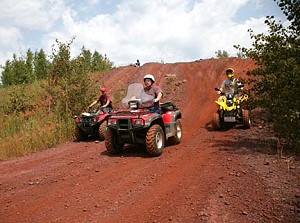 ATV Iron Range Minnesota